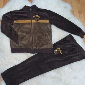 RARE FIND Vintage G-Unit Velour Trucking Suit